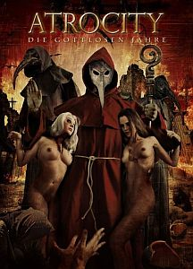 Atrocity - Fettes DVD PAckage