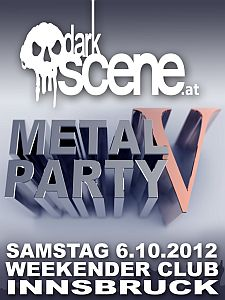 Darkscene - Darkscene Metal Party Volume V !