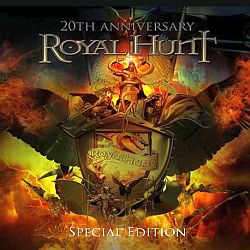 Royal Hunt - Fettes 3CD/DVD Package zum Jubiläum.