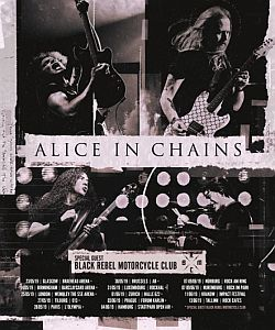 Alice In Chains - Europa Tourdates 2019