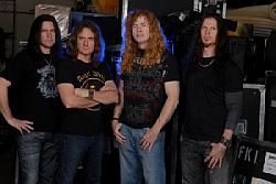Megadeth - Dave Ellefson is back!
