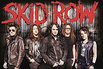 Darkscene Verlosung: Skid Row live @ Telfs Rock City